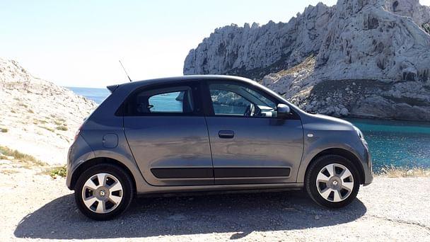 Renault Twingo III-ZEN*clim*bluethooth*Parking Rond point du Prado avec Climatisation
