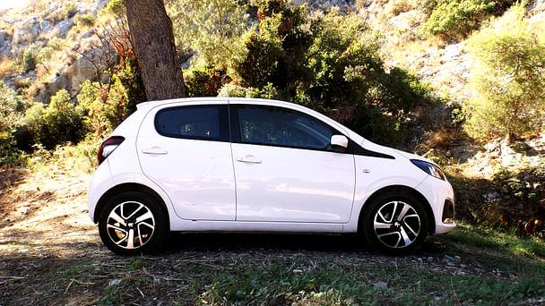 Peugeot 108 PureTech*clim*bluetooth*Parking Cinq Avenues Longchamps avec Climatisation