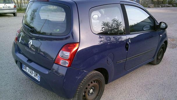 Renault Twingo 2 - BK749DM avec Climatisation