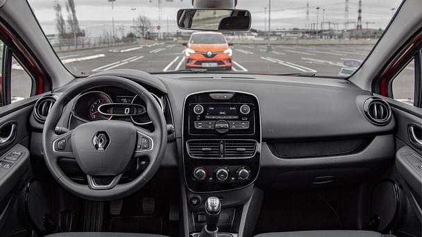 Renault Clio IV Phase 2 Clim Bluetooth avec Entrée audio / iPod