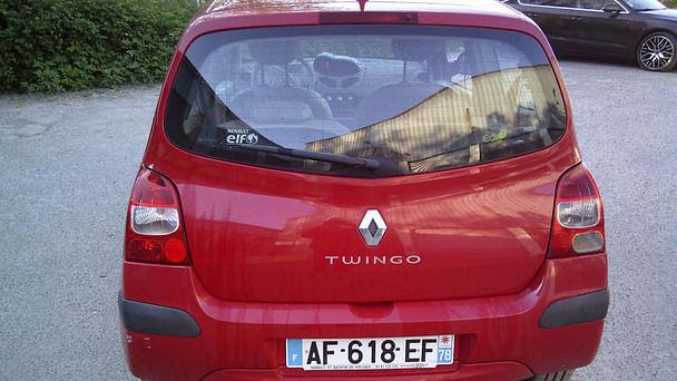 Renault Twingo 2 - AF618EF