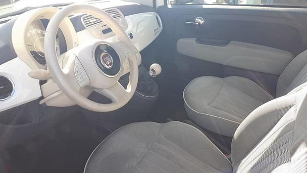 Fiat 500 1.2 16V 75CV LOUNGE
