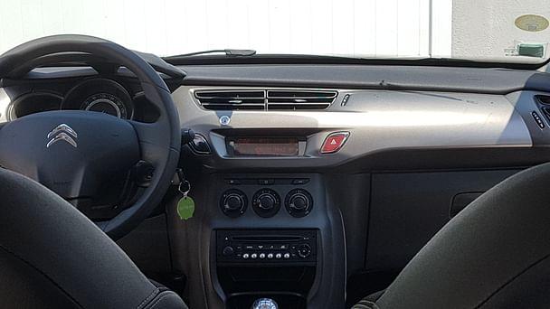 Citroen C3 1.4 HDI Clim (parking de la Gare) avec Régulateur de vitesse