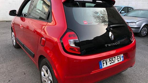 Renault Twingo 1L SCE 75 avec Climatisation