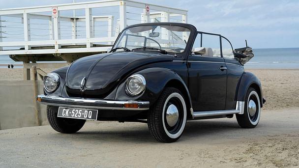 Volkswagen Coccinelle Cabriolet 1303, 1977, Essence