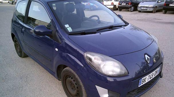 Renault Twingo 2 - BK749DM, 2007, Essence