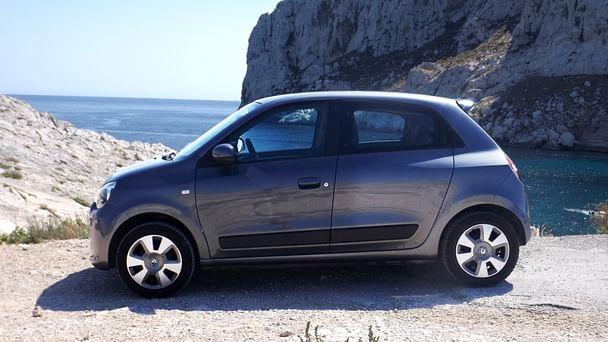 Renault Twingo III-ZEN*clim*bluethooth*Parking Rond point du Prado avec Régulateur de vitesse