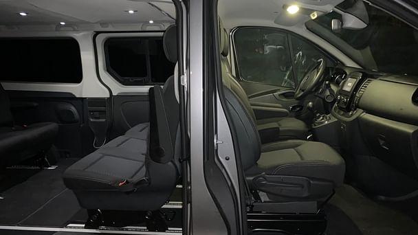 Opel Vivaro avec GPS