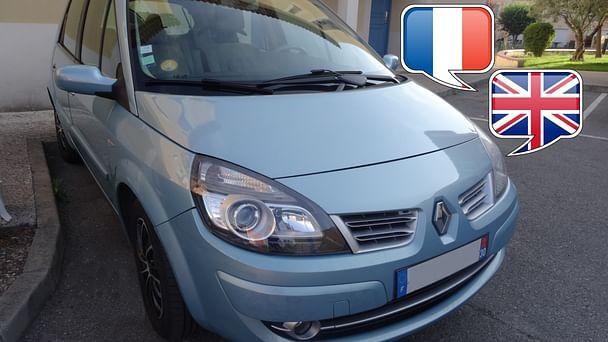 Renault Scénic, 2009, Diesel