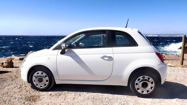 Fiat 500 Popstar lounge*clim*bluethooth*Parking Rond point du Prado avec Entrée audio / iPod