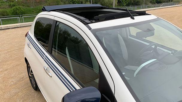 Peugeot 108 Gare de Nancy /Top - Toit ouvrant avec Entrée audio / iPod