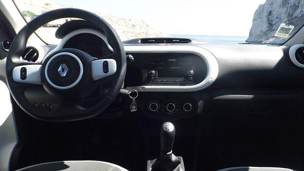 Renault Twingo III-ZEN*clim*bluethooth*Parking Rond point du Prado avec Entrée audio / iPod