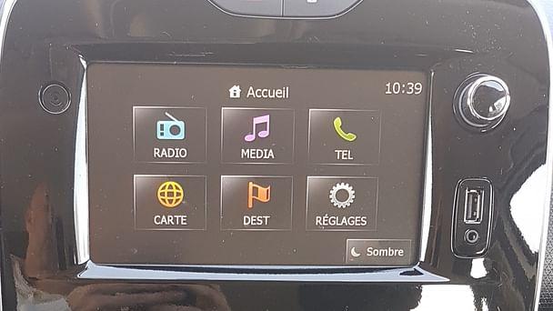 Renault Clio Parking Gare & Clim GPS Tactile