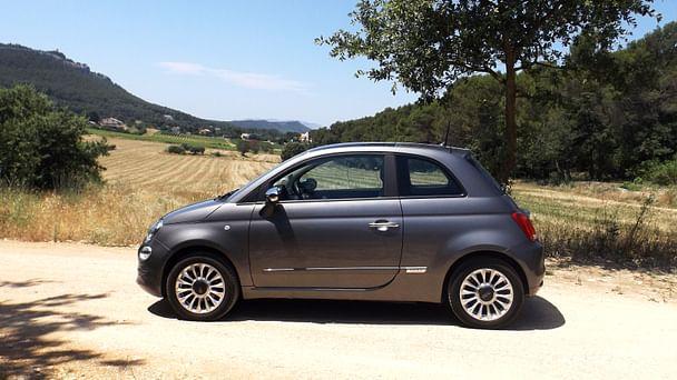 Fiat 500 Popstar lounge*clim*bluethooth*Parking*Gare saint Charles