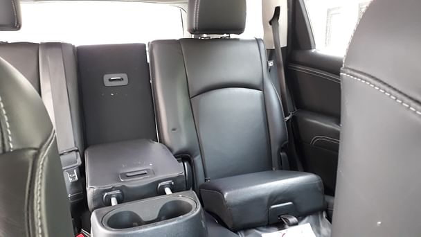 Fiat Freemont 2.0 Type JC met Autostoel baby