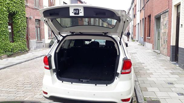 Fiat Freemont 2.0 Type JC met Audio- / iPod-ingang