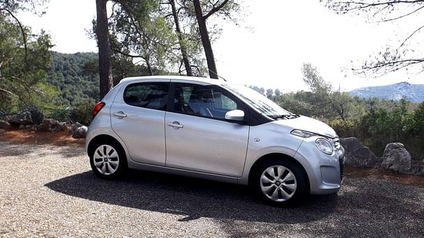 Citroen C1 PureTech FEEL*clim*Parking Rond point du Prado avec Climatisation