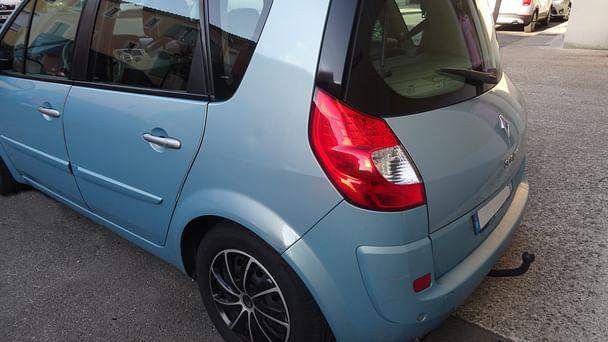 Renault Scénic avec Régulateur de vitesse
