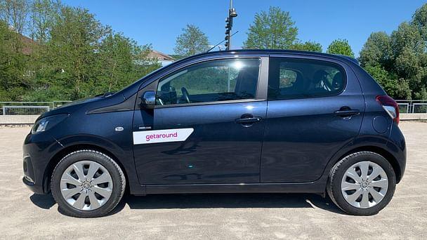 Peugeot 108 Park Manufacture avec Climatisation