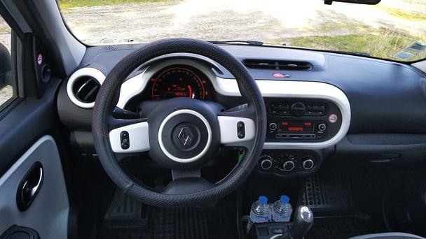 Renault Twingo CLIM 1.0 SCE 70 CV INTENS avec Siège bébé
