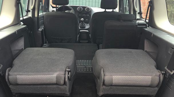 Mercedes Citan 199 D 7 sitze mit Kindersitz