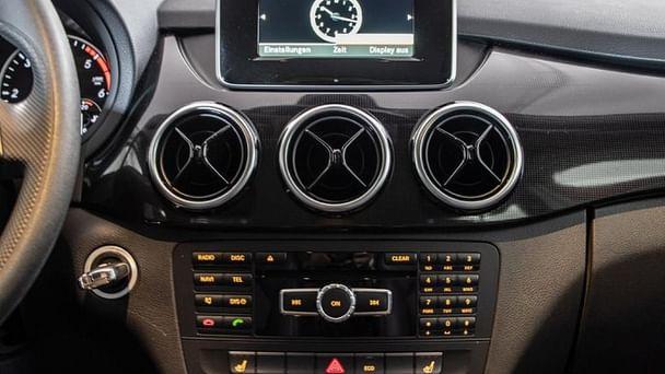 Mercedes B-Klasse FD 186 mit Klimaanlage/AC