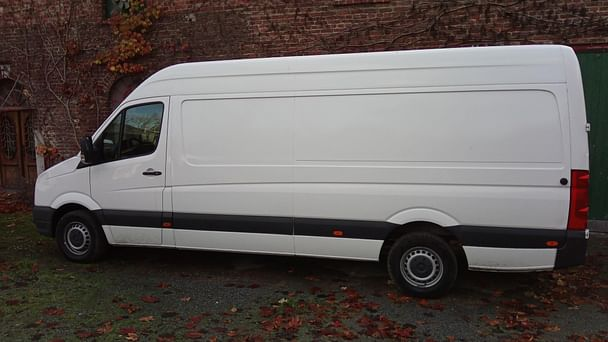 Volkswagen Transporter mit Klimaanlage/AC