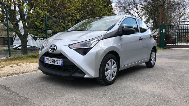 Toyota Aygo II 1.0 VVTI, 2020, Essence