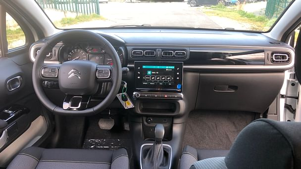 Citroen C3 1.2 PTEC avec Entrée audio / iPod