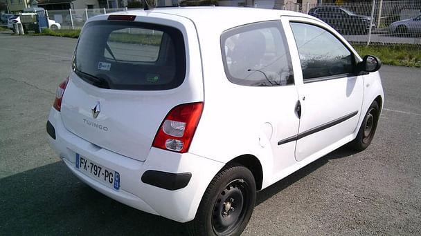 Renault Twingo 2 - FX797PG